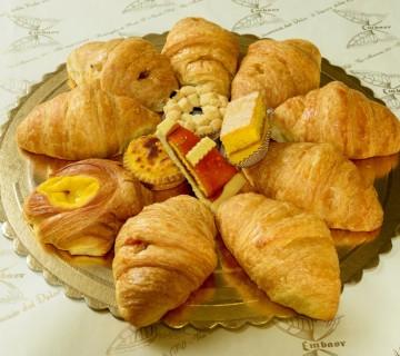 Brioches per prima colazione a base di lievito naturale